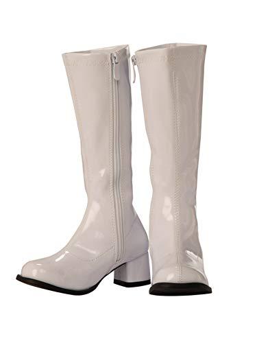 Rubie's Child GoGo Boot White -