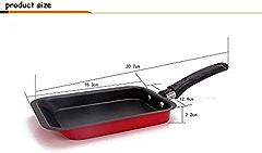 Amazon.com: 1 piece Chefmade Rectangular Frying Pan Mini ...