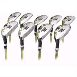 Forgan F3i Hybrid Iron Golf Club Set 3-SW Mens RH STIFF Flex STEEL, Outdoor Stuffs