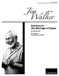 Walker Jim Flute - Mozart: Overture to