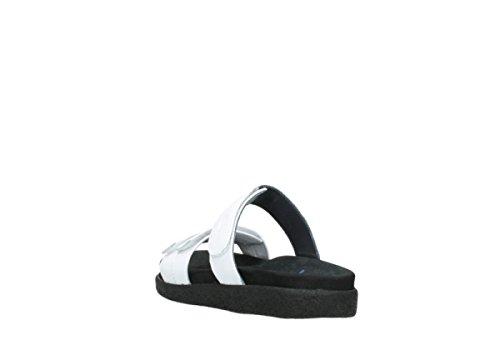 White 30110 Cream Wolky Cirrus Leather Comfort qAa448wZ