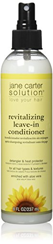 - Jane Cosmetics Carter Solution Revitalizing Leave-in Conditioner, 8 Ounce