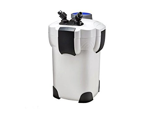 SunSun HW-302 3-Stage External Canister Filter, 264 GPH