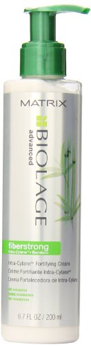 Biolage Fiberstrong Intra-Cylane Fortifying Cream, 6.7 (Fortifying Cream Shampoo)