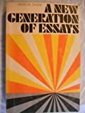 img - for A new generation of essays book / textbook / text book