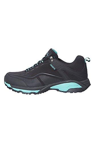 Mountain Warehouse Chaussures imperméables Collie pour Femmes - Légères, Respirantes, Chaussures de randonnée Douces… 1
