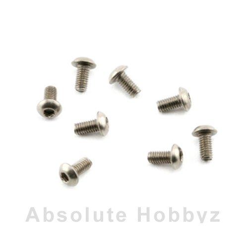 Mugen Sig 3X6T B/H Titanium Screw (8pcs)