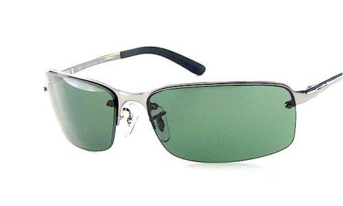 9dab179a0c Auth. Rayban Sunglasses Ray Ban Rb 3217 004 71 Green Gray Lens ...