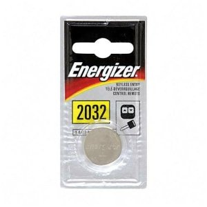 ENERGIZER ECR2032BP / 1 Pk, 3V, Watch/Electronic (Ecr2032bp Watch)