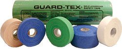Guard-Tex ® Self-Adhering Safety Tape - General Bandage 1'' X 30 Yard Blue Guard-Tex ® Self-Adhering Safety Tape - 41408-1 by General Bandage