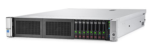HP DL380 G9 E5-2609v3 1.9 6C 1P 8GBR B140i/ZM 8SFF 500W Rack Server 752686-B21