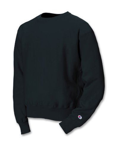 Champion Adult Reverse Weave Crew (Navy) (2X)