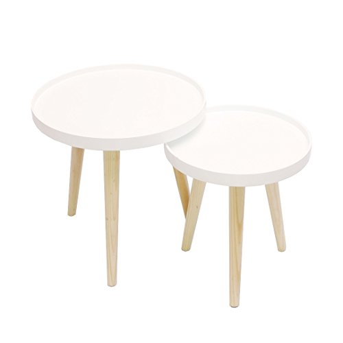 Round Nested Tables - 8