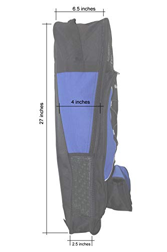PROMATE Backpack Style Bag For Mask, Snorkel, & Fins Scuba Diving Gear...