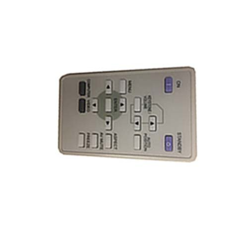 EASY Replacement Remote Control for Mitsubishi XD490U XD500U HC1500 HC1600 HC3000 XD510U HD1000U Projector