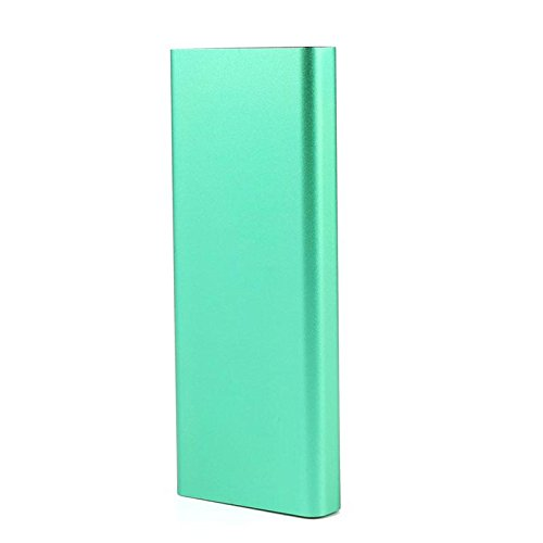 YOUNGFLY 30000mAh Power Bank External Battery Charger for Phones for Phones Green