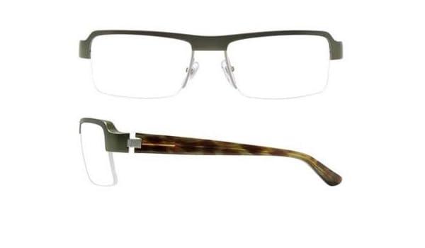 5bd5cec0cf2 Amazon.com  Starck Eyes Pl0753 Alux Vert Eyeglasses  Health   Personal Care