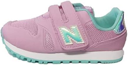 New Balance Unisex Kids 373 New Sneaker, Pink Crystal Rose Light ...