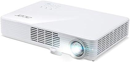 Acer PD1320Wi Video - Proyector (2000 lúmenes ANSI, DLP, WXGA ...