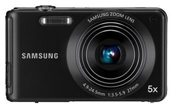 Samsung ST71 T 14.2MP HD Digital Camera with 5X Optical Zoom (Black)