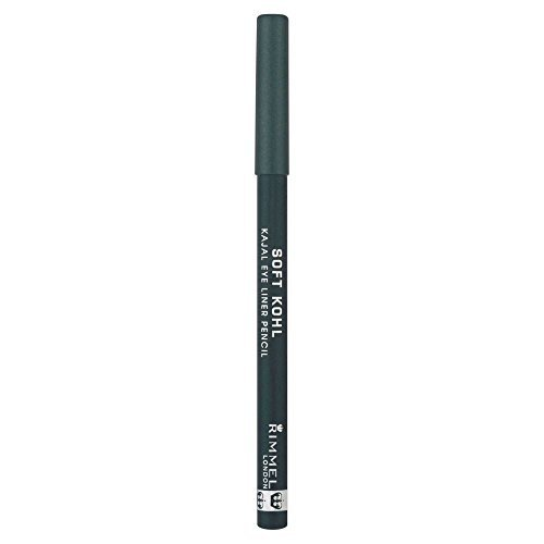 Soft Kohl Pencil - Rimmel Soft Kohl Kajal Eye Pencil - Jungle Green - Pack of 2 by Rimmel