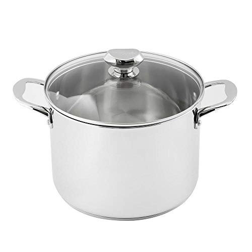 Wolfgang Puck 8 Quart Covered Stockpot