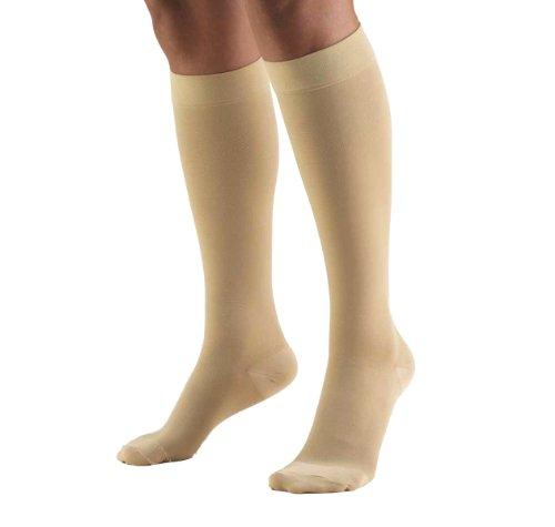 Truform Closed Compression Stockings Length