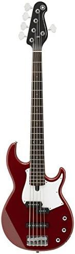 Yamaha BB235 5 String Guitar Rasberry