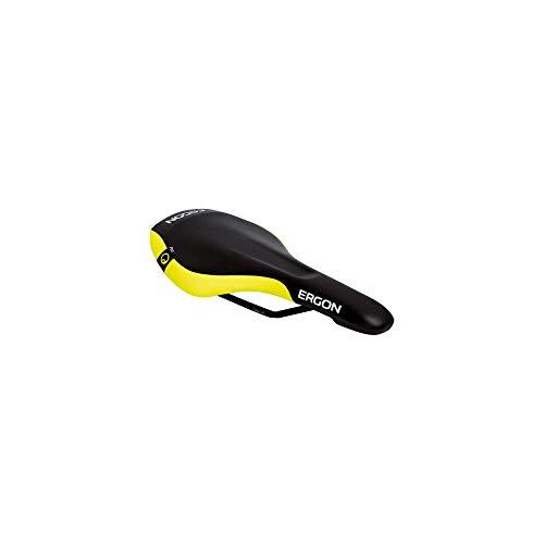 Ergon SME3 Pro Saddle Black/Laser Lemon, Small (Laser Saddle)