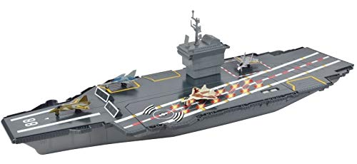 Electronic Aircraft Carrier W/6 Aircraft & Sound