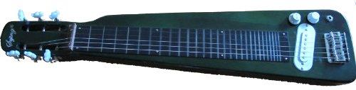 Sojing Lap Steel Hawaii Guitar(green) by Sojing