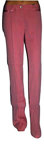 - Dolce & Gabbana Women's Silk Wool Blend Pants Rose Size 4 IT 40