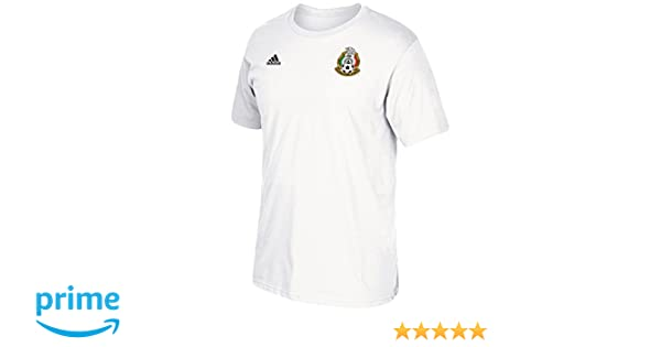 f80e3d361a9 Amazon.com   adidas Hirving Lozano Mexico National Team Men s Player Name   Number  T-Shirt (White