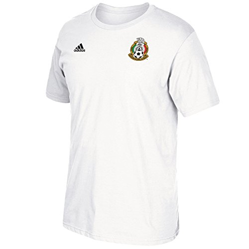 - adidas Hirving Lozano Mexico National Team Men's Player Name & Number T-Shirt (White, Medium)