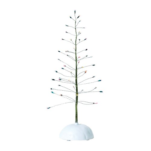 amazoncom department 56 accessories for villages twinkle brite tree accessory figurine home kitchen