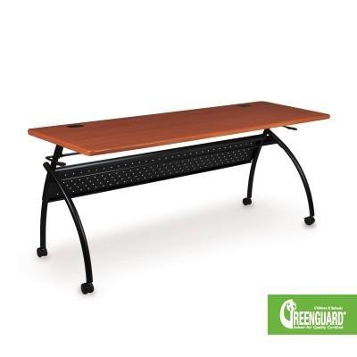 Cherry Folding Bar (Balt Chi Flipper Training Table, 72 x 24, Cherry (90100))