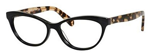 Kate Spade Rx Eyeglasses - Steffi Black  Frame only with demo lenses.