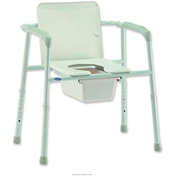 Amazon Com Invacare Heavy Duty Commode Beauty