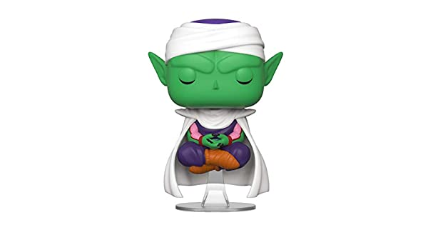 Amazon.com: Funko Pop. Dragonball Z Meditating Piccolo 670 ...