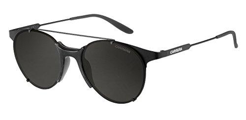 Matt 128 Brw Carrera Negro Black Grey Sonnenbrille S wpv6Iq