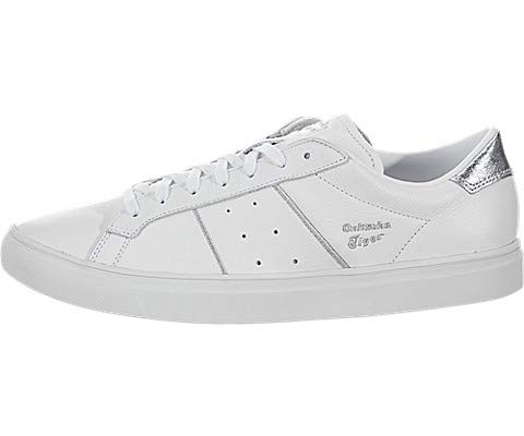save off 391fa 4a453 Amazon.com: Onitsuka Tiger Asics Lawnship 2.0 White: Shoes