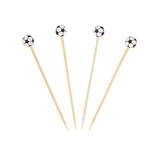 CiboWares 4.75'' Soccer Ball Picks, Case of 10,000 by CiboWares (Image #1)