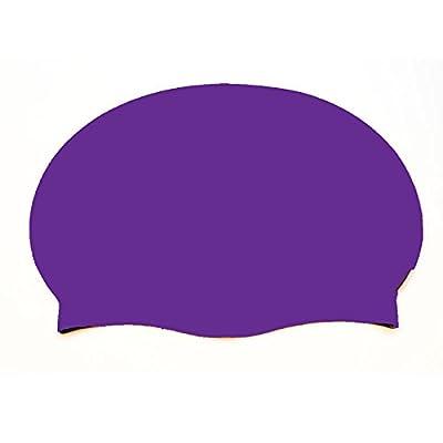 Aqua World Natation en Latex Bouchons, violet