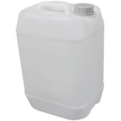 Air Sea Containers 25L / 6.6 Gallon HDPE Jerrican (Natural)