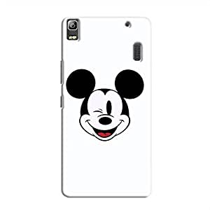 Cover It Up - Wink Mickey A7000 / K3 Note Hard Case