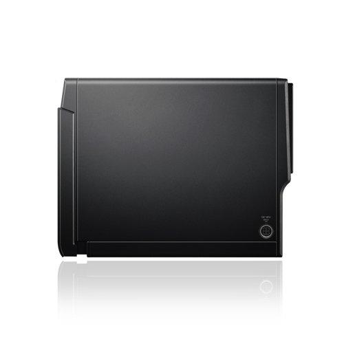 Sans Digital MobileSTOR MS4UT+B 4 Bay USB 3.0/eSATA Hardware RAID 5 Tower (Black) by Sans Digital (Image #2)