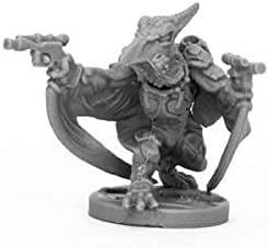Bones Black Fantasy Miniature Skywing Stormcaller Reaper 44067