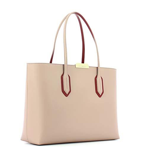 Shopping Bag Armani Carne Emporio bordeaux Pg7qnvx
