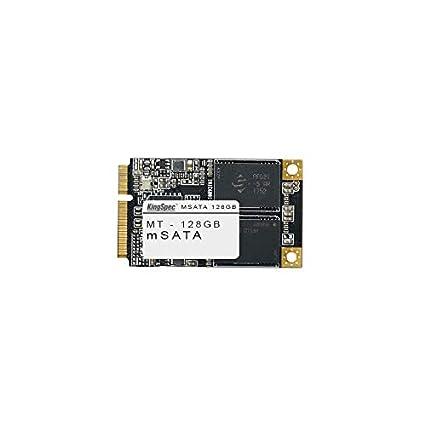 KingSpec 128GB mSATA Unidad de estado sólido SATA III 6GB ...