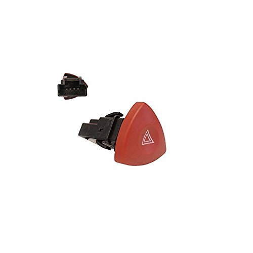 Sunnyshinee Hazard Dash avertissement Interrupteur Bouton rouge pour auto
